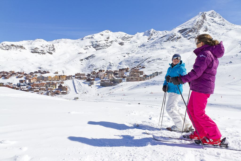 ♥♥♥ EASY ACCESS TO VAL THORENS: FAST AND SKIOUS! ♥♥♥