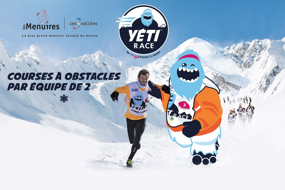 Yéti Race - Well-Ness Version