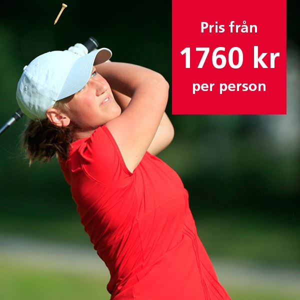 Experience Golf in Norrköping, <br>play 3 days