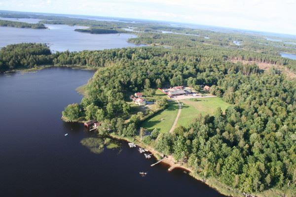 Getnö Gård - Lake Åsnen Resort / Cottages