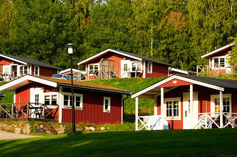 Stockholm SweCamp Flottsbro / Cottages