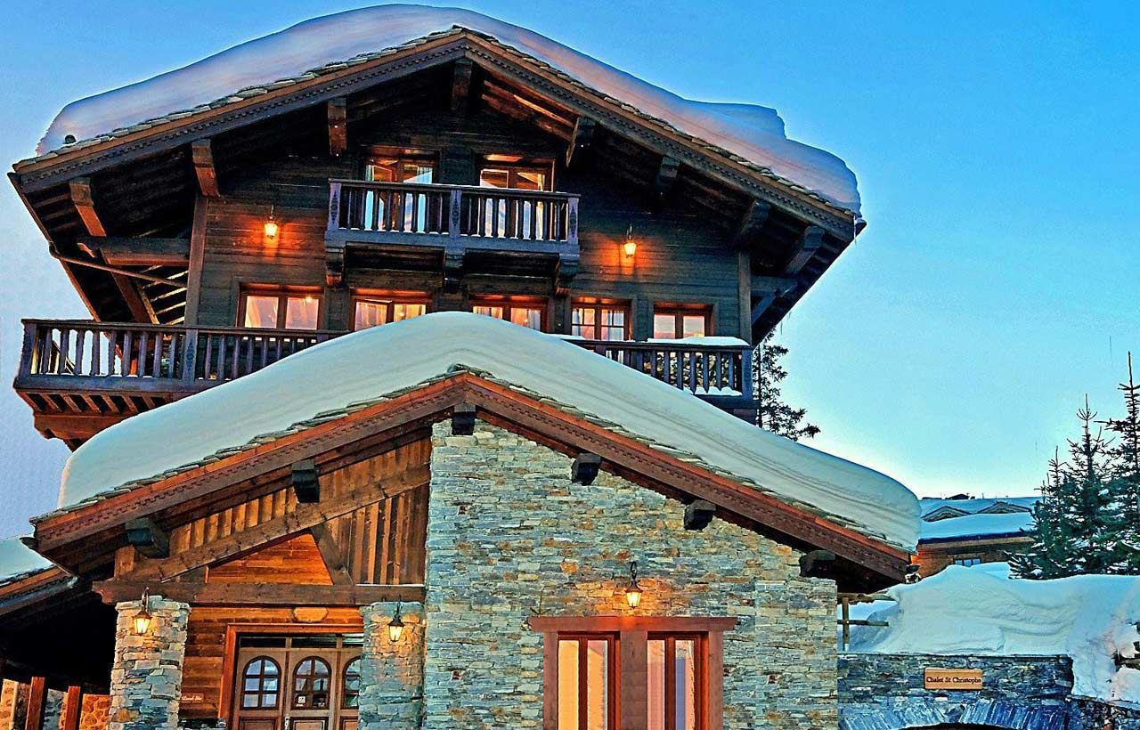 CHALET SAINT CHRISTOPHE : Chalet for 12 people