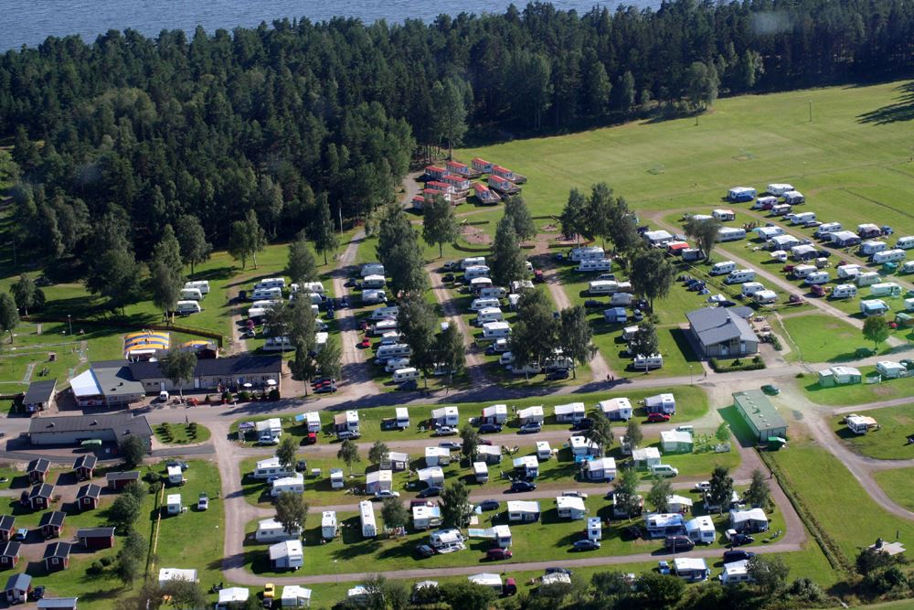 First Camp Karlstad Skutberget / Camping