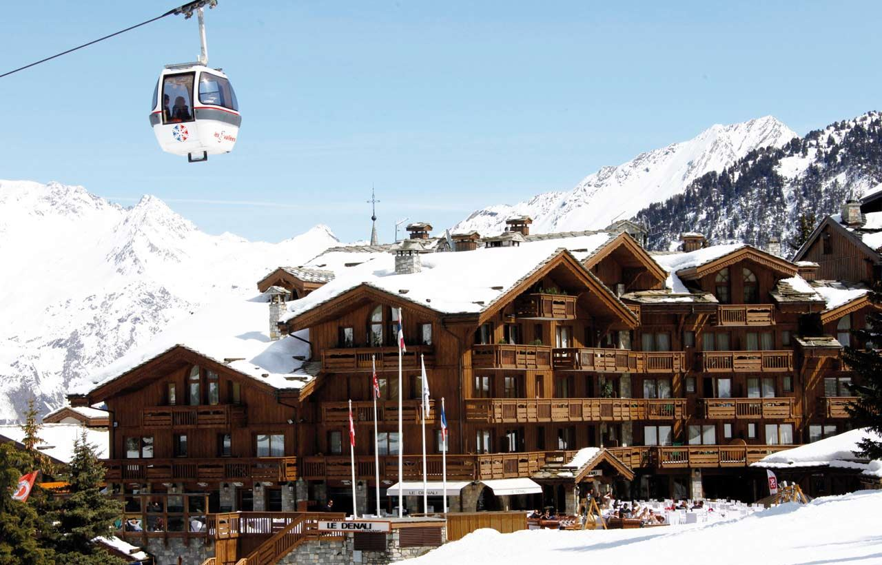 GRANDES ALPES PRIVATE HOTEL