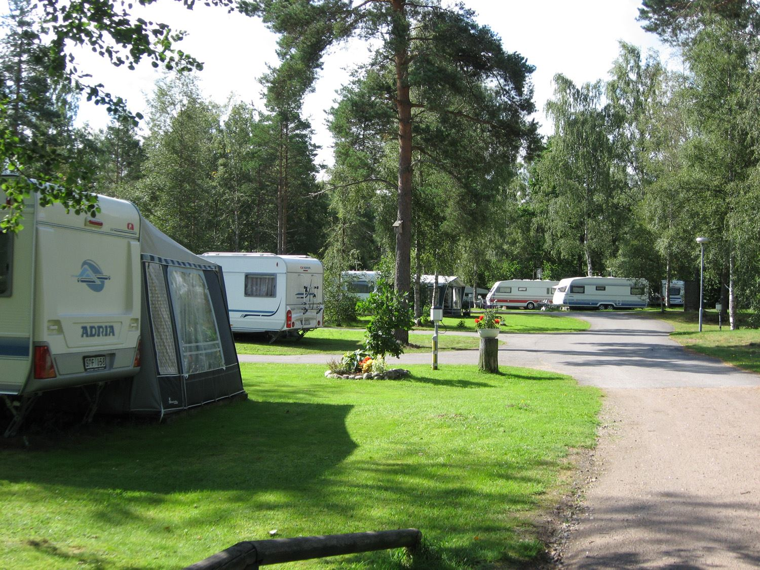 Hökensås Camping & Stugby / Cottages