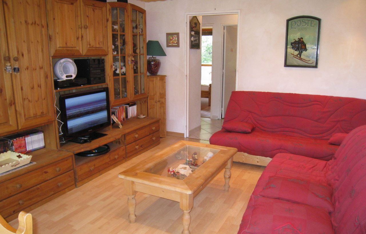 RESIDENCE ARIONDAZ : Appartement 111