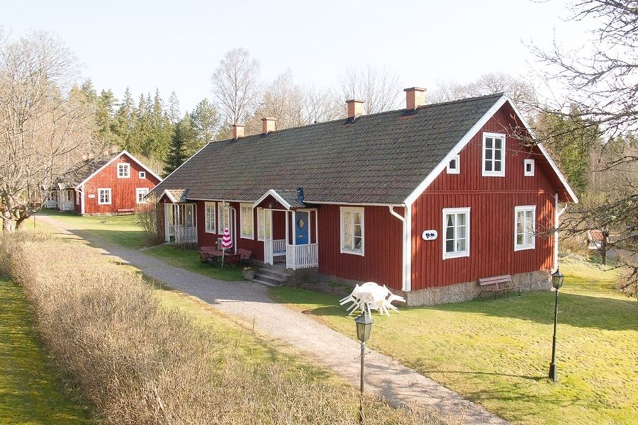 Bergdala Wärdshus and Hostel in Hovmantorp, SVIF