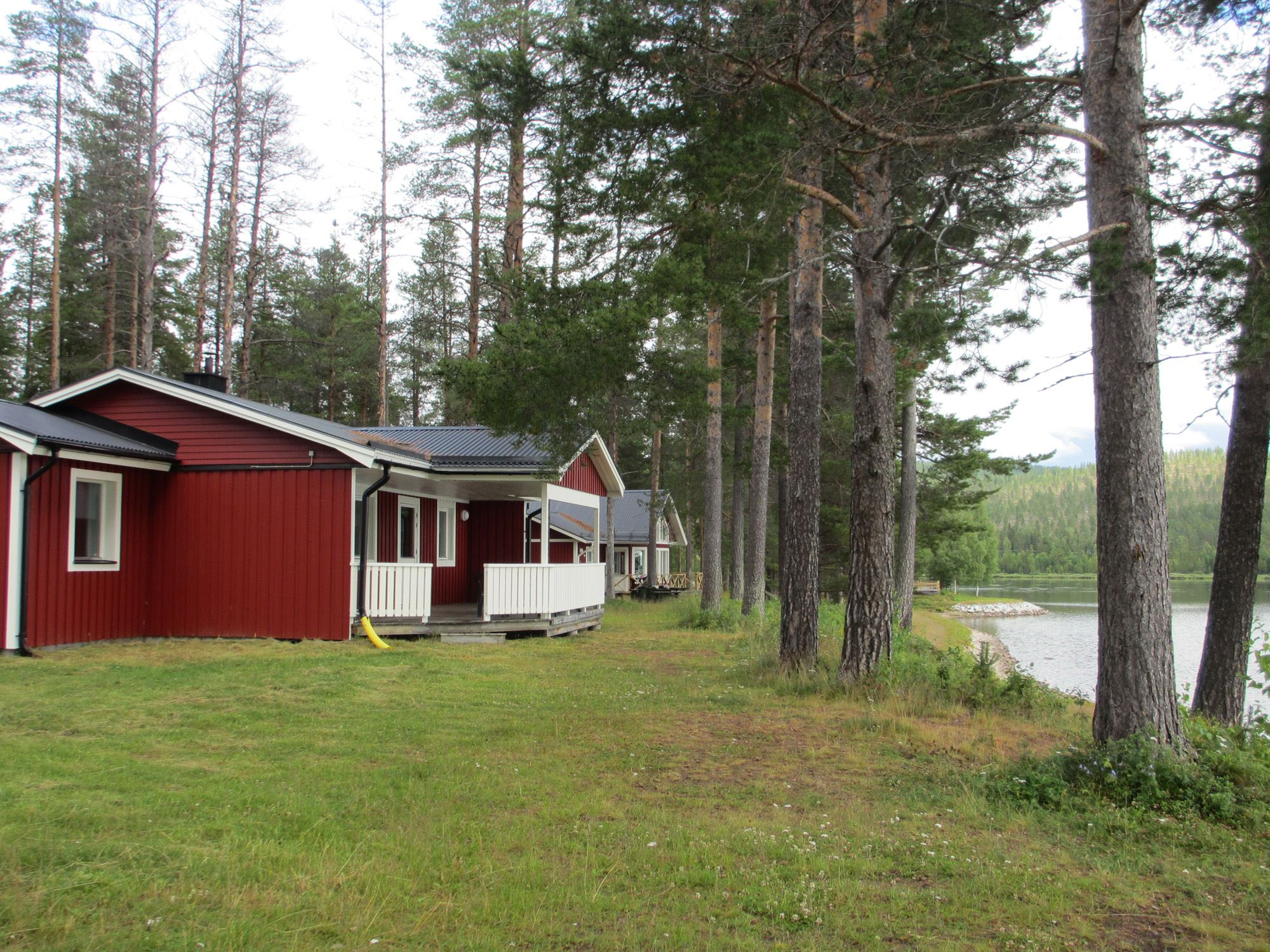 Jokkmokk Camping Center / Stugor