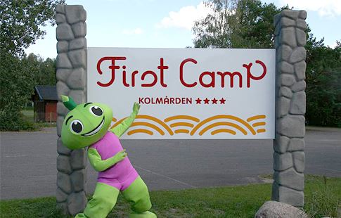 First Camp Kolmården / Camping