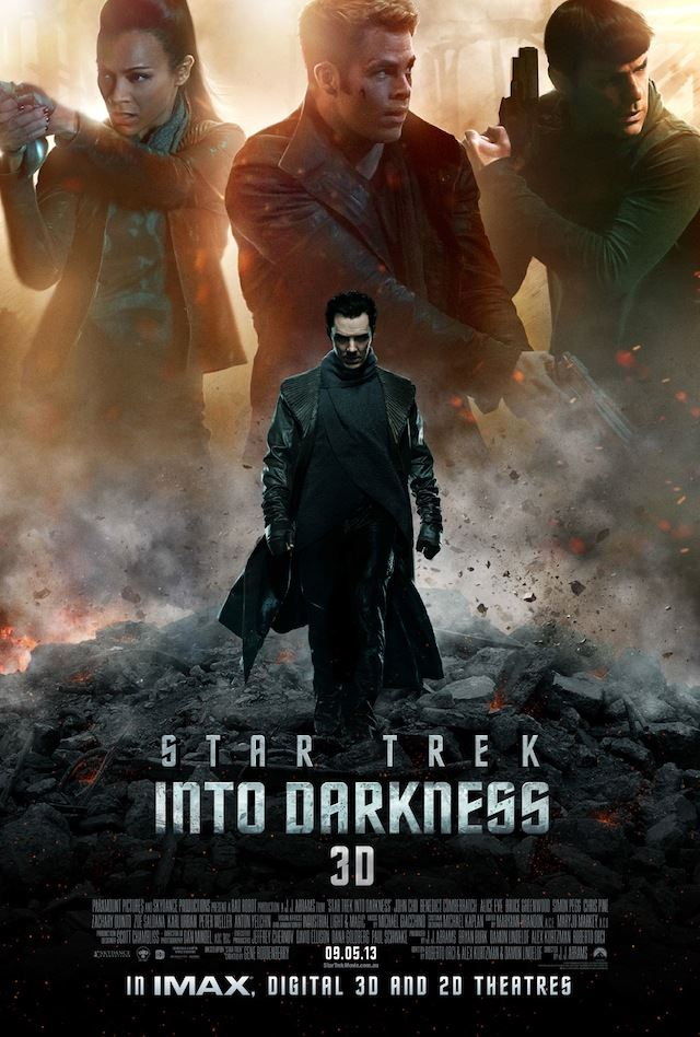 Star Trek - Into the Darkness 3D, Röda kvarn Edsbyn