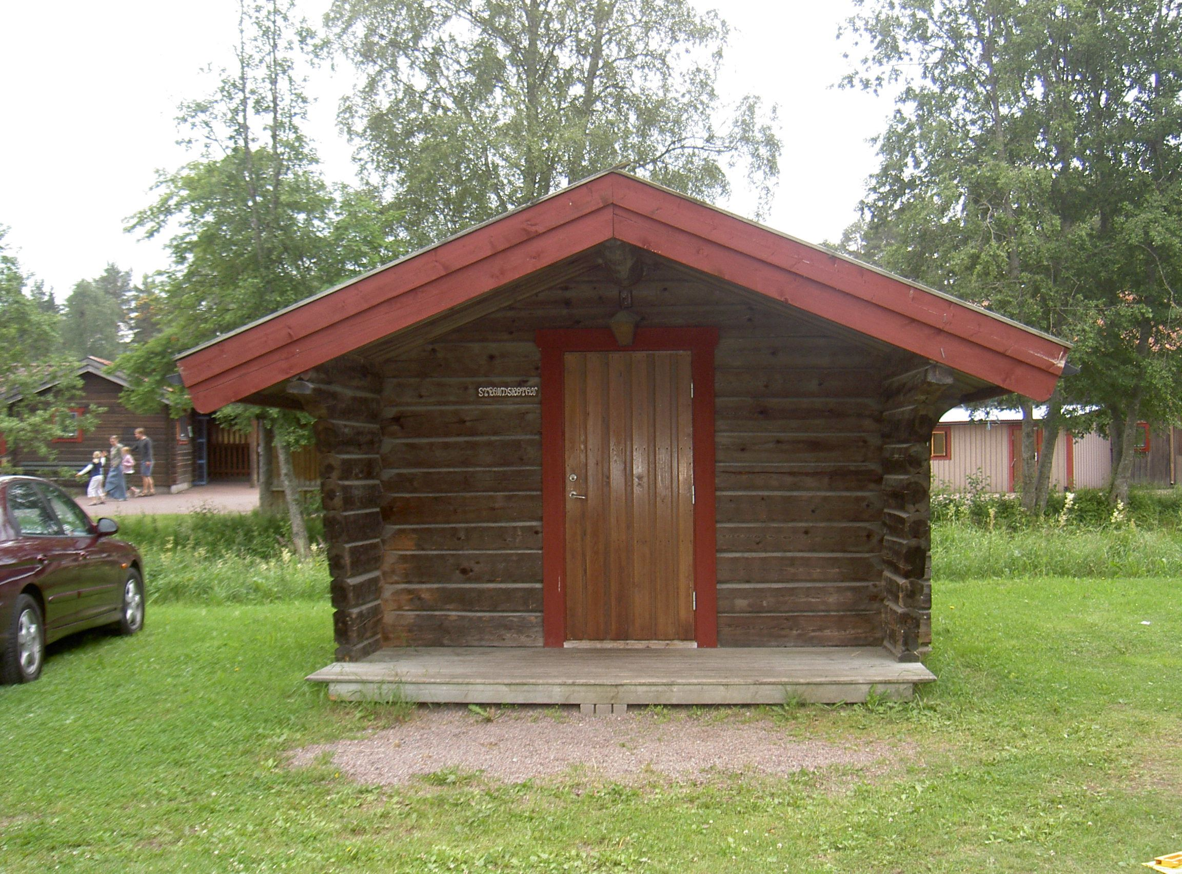 Enåbadets Camping / Cottages