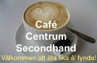 Cafe Centrum i Edsbyn