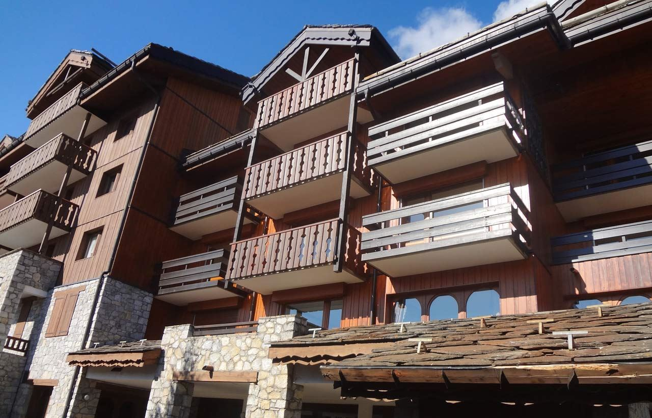 LES 3 VALLEES : Appartement 30