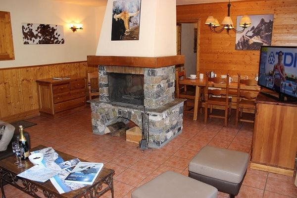 CHALET SELAOU 37 / 5 rooms 8 people