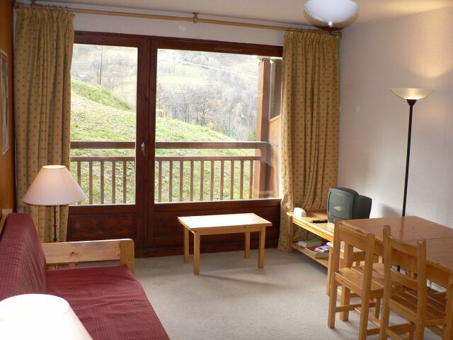 2 Rooms cabin 6 Pers 150m from the slopes / MURGERS 6