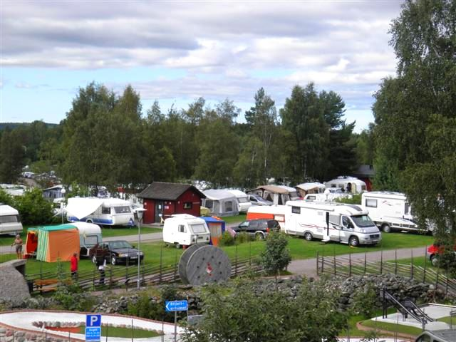 Lugnets Camping / Camping