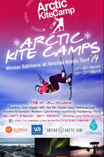 Arctic Kite Camps