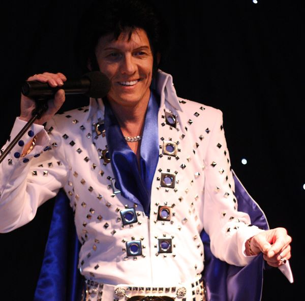 Elvis-show - Garry Lee Tayler