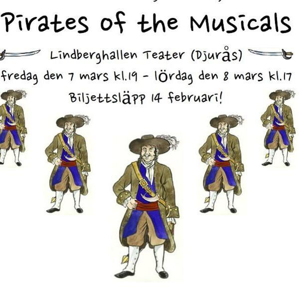 Pirates of the Musicals