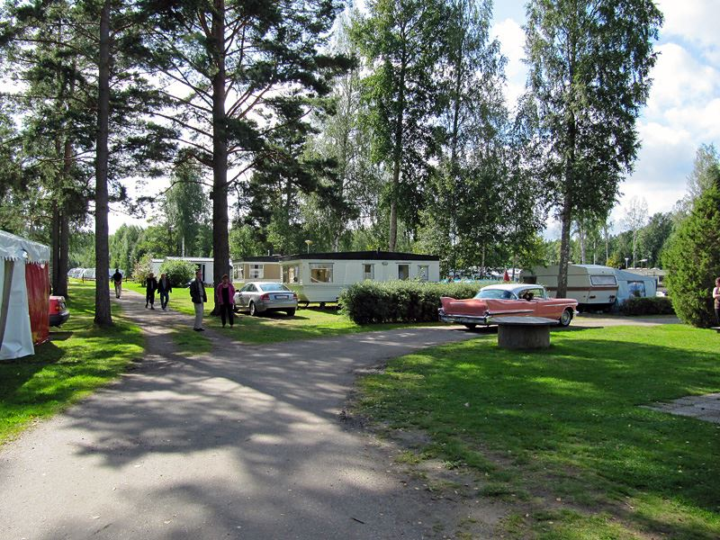 Otterbergets Bad och Camping / Cottages