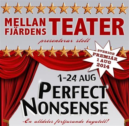 Mellanfjärdens Teater - Perfect Nonsense