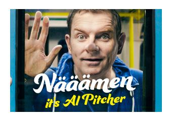 Al Pitcher - Nääämen it´s Al Pitcher
