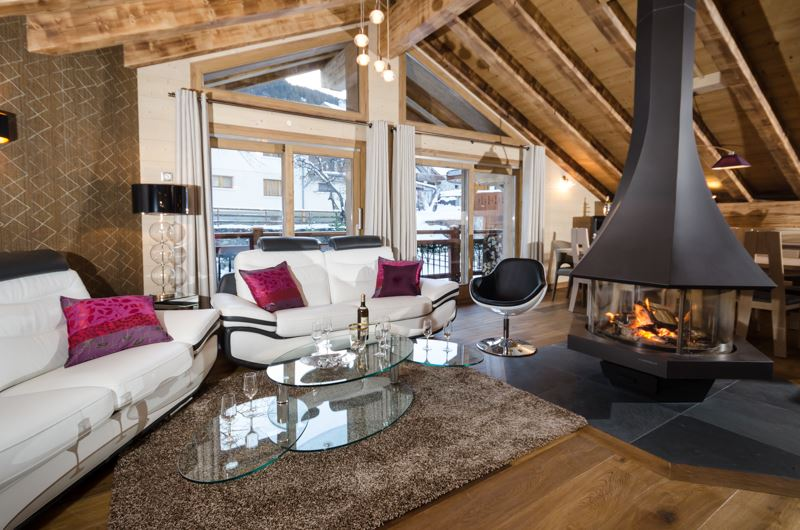 CHALET EMILIE: Chalet for 10 people