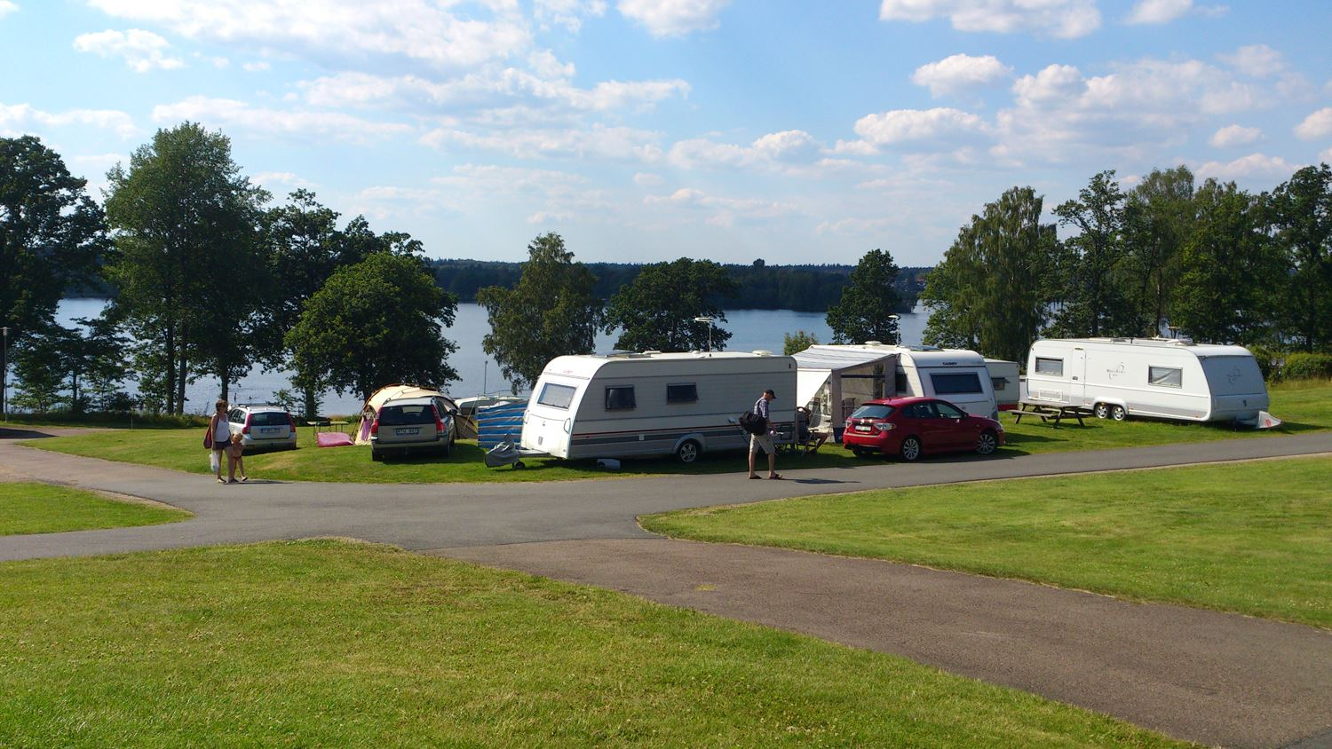 Osby Camping / Camping