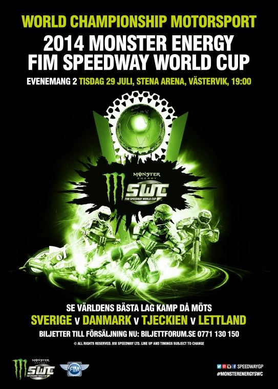 FIM Speedway World Cup - Team's World Cup qualifiers