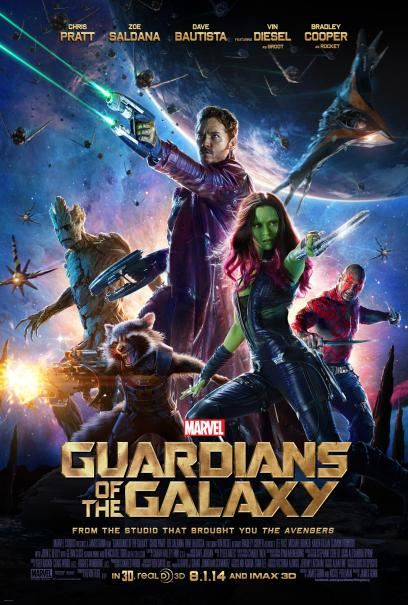 Guardians of the Galaxy 3D, Röda kvarn Edsbyn