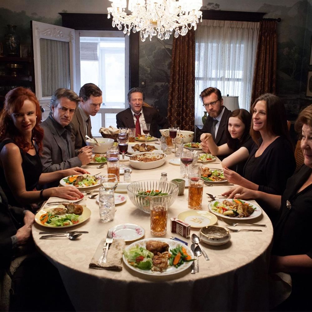 En Familj - August Osage County