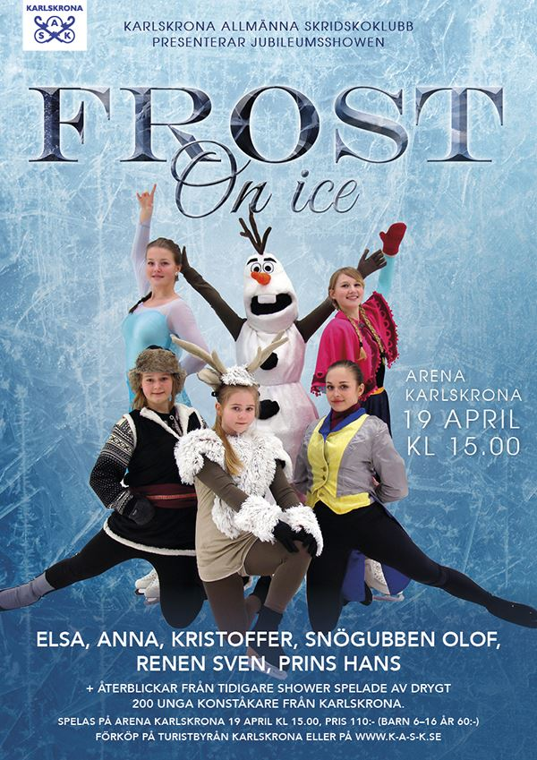 Isshow - Frost On ice!