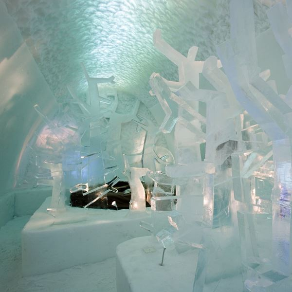 ICEHOTEL Deluxe