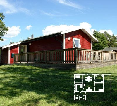 Haga Park Camping & Stugor / Cottages