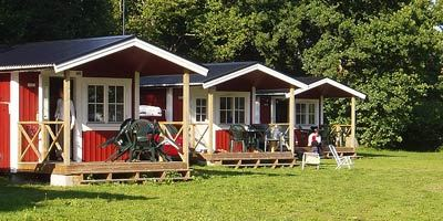 Sandbybadets Camping - Cottages