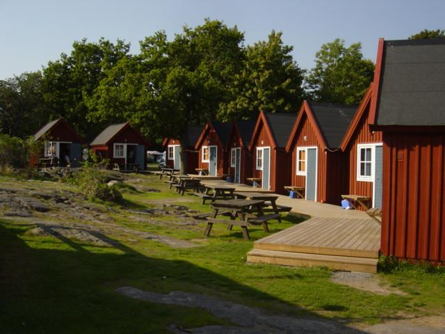 Dragsö Camping och Stugby / Cottages