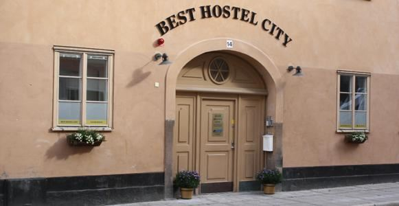Best Hostel City (SVIF)